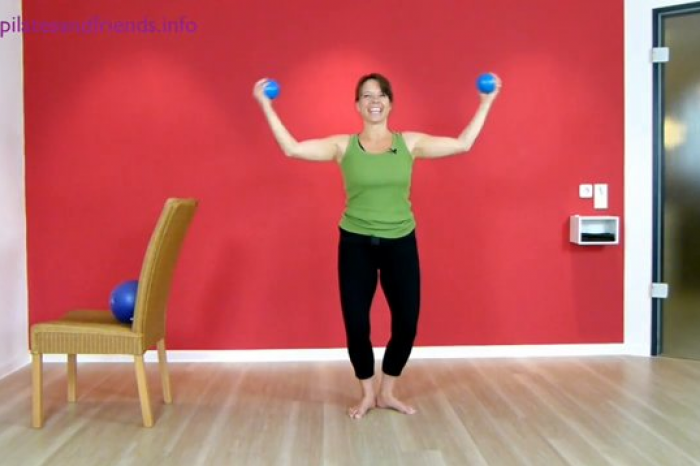 Barre Workout (17Min)