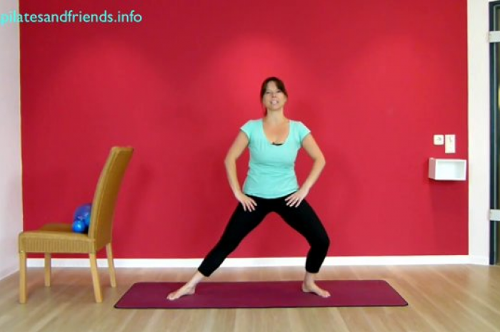 Barre Workout (14,5Min)