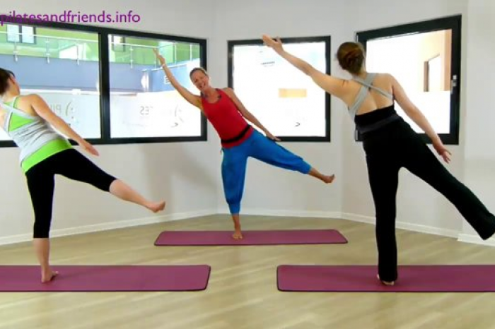 Pilates 'to go' (19Min)
