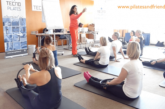 Pilates Event Austria - Small Props  (37 Min)