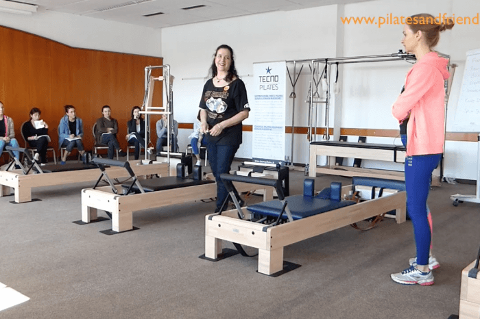 Pilates Event Austria - Reformer - Footwork/Rowing  (28,5 Min)