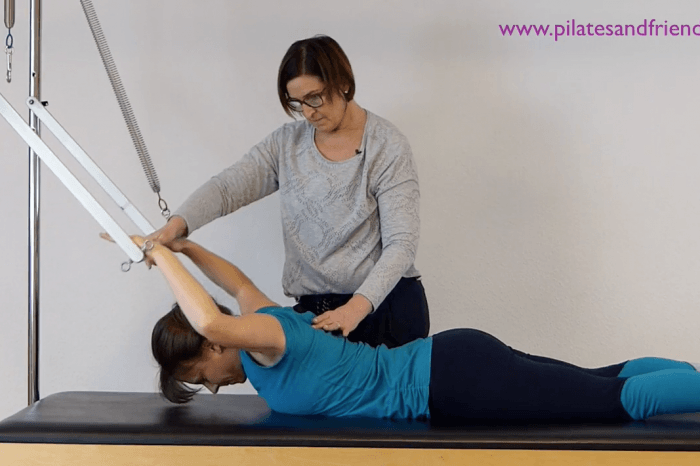 Free your Neck mit Kim Kanwischer  (22,5 Min)