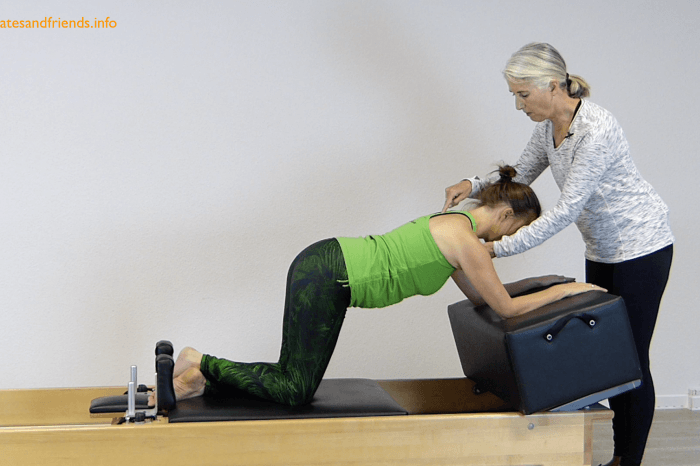 Chapter 15 - Forearm Supported Knee Stretch  (2,5 Min)