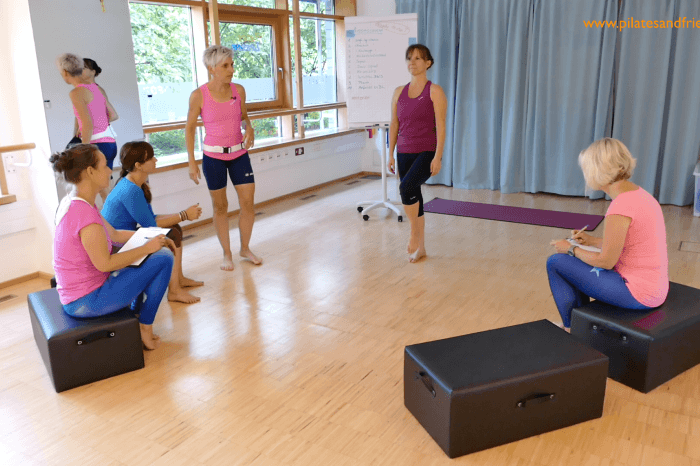 WS PIlates für Läufer - Ready to run? Assessments und Testungen (22,5 Min)