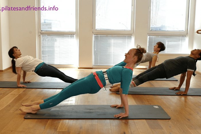 Pilates & Stretch mit Antje Schepers  (34 Min)  (L alle)